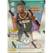 2019/20 Panini Mosaic Basketball 8-Pack Blaster Box