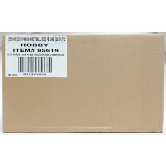 2020 Panini One Football Hobby 20-Box Case