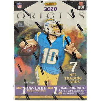 2020 Panini Origins Football Hobby Box