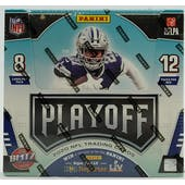 2020 Panini Playoff Football Hobby Box