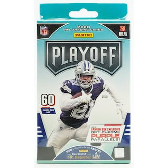 2020 Panini Playoff Football Hanger Box