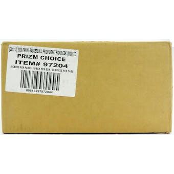 2020/21 Panini Prizm Draft Picks Choice Basketball Hobby 20-Box Case