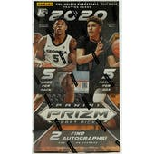 2020/21 Panini Prizm Draft Picks Fast Break Basketball Box
