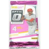 2020 Panini Donruss Optic Baseball Hobby Pack