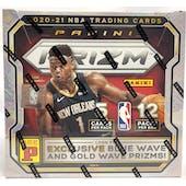 2020/21 Panini Prizm Basketball Asia Box