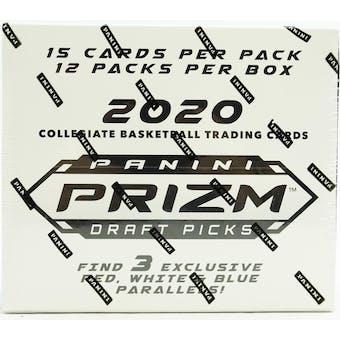 2020/21 Panini Prizm Draft Picks Basketball Multi Cello Box