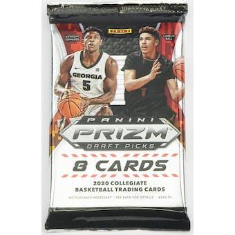 2020/21 Panini Prizm Draft Picks Basketball Hobby Pack