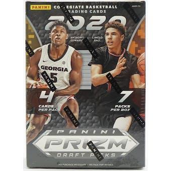 2020/21 Panini Prizm Draft Picks Basketball 7-Pack Blaster Box