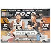 2020/21 Panini Prizm Draft Picks Basketball Mega Box (Red Ice)