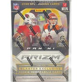 2020 Panini Prizm Football 6-Pack Blaster Box (Lazer Prizms)