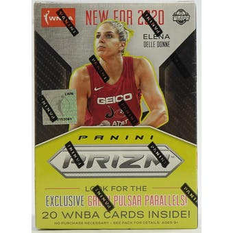 2020 Panini Prizm WNBA Basketball 5-Pack Blaster Box