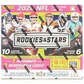 2020 Panini Rookies & Stars Longevity Football Box