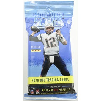 2020 Panini Score Football Fat/Jumbo Pack