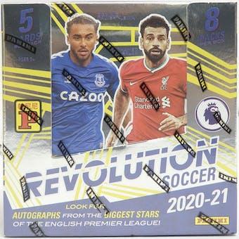 2020/21 Panini Revolution Soccer Asia Box