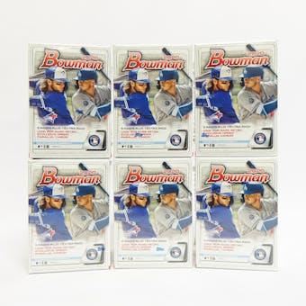 2020 Bowman Baseball 6-Pack Blaster Box (Lot of 6)