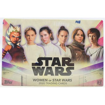 Women of Star Wars Hobby Box (Topps 2020)