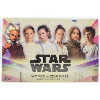Women of Star Wars Hobby Box (Topps 2020)