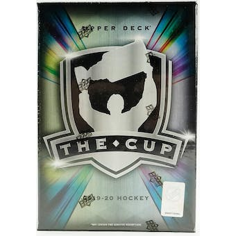 2019/20 Upper Deck The Cup Hockey Hobby Box
