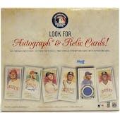2020 Topps Allen & Ginter Baseball 24-Pack Box