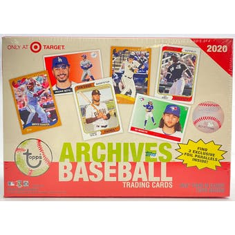 2020 Topps Archives Baseball Giant Mega Box