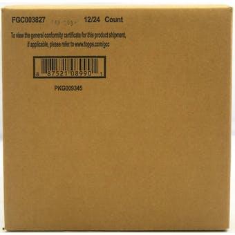 2020 Topps Series 2 Baseball Hobby 12-Box Case