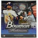 2020 Bowman Platinum Baseball Mega Box