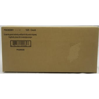 2020 Bowman Sterling Baseball Hobby 12-Box Case