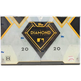 2020 Topps Diamond Icons Baseball Hobby Box