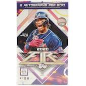 2020 Topps Fire Baseball Hobby Box