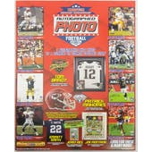 2020 TriStar Hidden Treasures Autographed Photo Football Hobby Pack