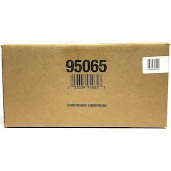 2020/21 Upper Deck SPx Hockey Hobby 20-Box Case