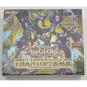Yu-Gi-Oh Phantom Rage Booster Box