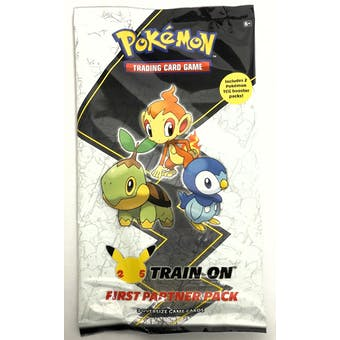Pokemon First Partner Sinnoh Pack (July)