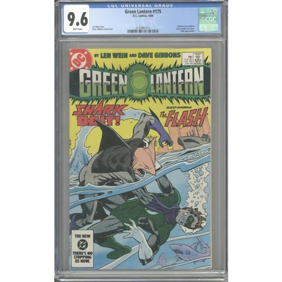 Green Lantern #175 CGC 9.6 (W) *2135941012*
