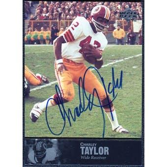 1997 Upper Deck Legends Autographs #AL14 Charley Taylor