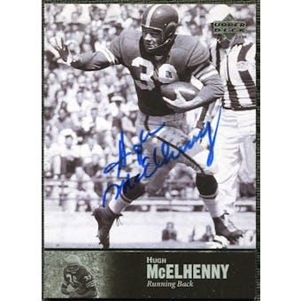 1997 Upper Deck Legends Autographs #AL33 Hugh McElhenny
