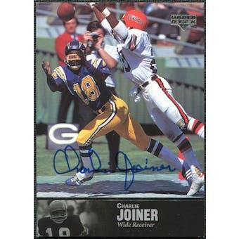1997 Upper Deck Legends Autographs #AL41 Charlie Joiner