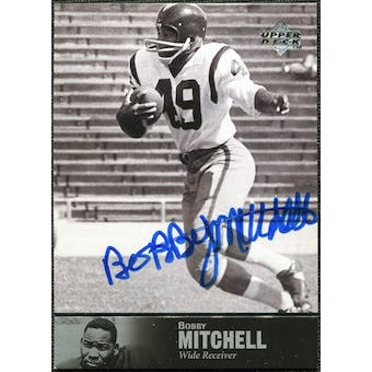 1997 Upper Deck Legends Autographs #AL51 Bobby Mitchell