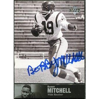 1997 Upper Deck Legends Autographs #AL51 Bobby Mitchell