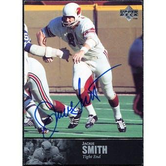 1997 Upper Deck Legends Autographs #AL62 Jackie Smith