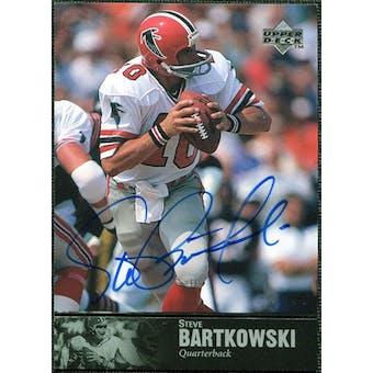 1997 Upper Deck Legends Autographs #AL77 Steve Bartkowski