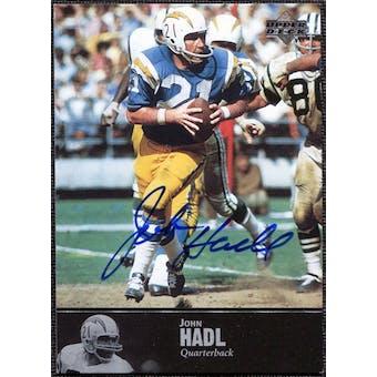 1997 Upper Deck Legends Autographs #AL112 John Hadl