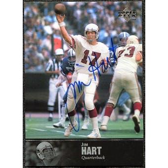 1997 Upper Deck Legends Autographs #AL113 Jim Hart