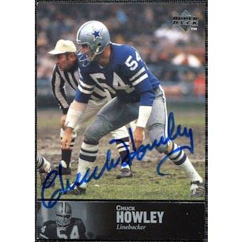 1997 Upper Deck Legends Autographs #AL117 Chuck Howley