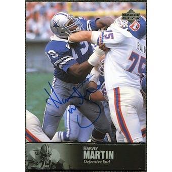 1997 Upper Deck Legends Autographs #AL135 Harvey Martin