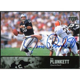 1997 Upper Deck Legends Autographs #AL155 Jim Plunkett