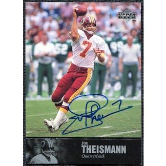 1997 Upper Deck Legends Autographs #AL174 Joe Theismann