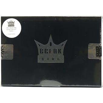 2021 Break King Premium Edition Soccer Hobby Box