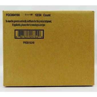 2021 Bowman Baseball Hobby 12-Box Case