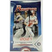 2021 Bowman Baseball Hobby Jumbo Box